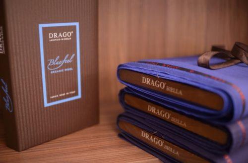 ドラゴ(DRAGO)の生地サンプル