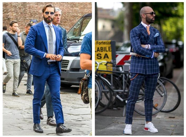 スーツの種類