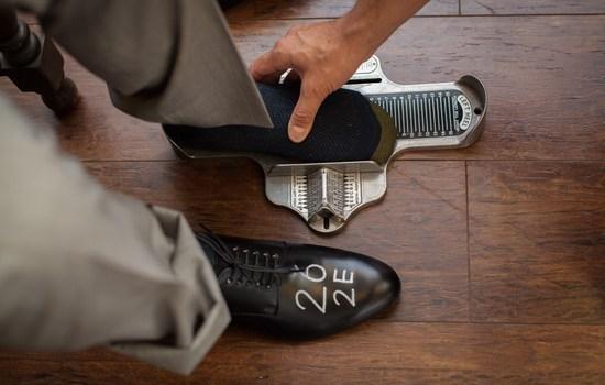 カルミナの靴のサイズ感