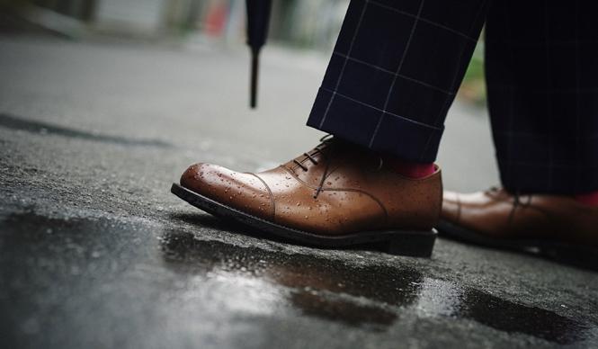 革靴 手入れ