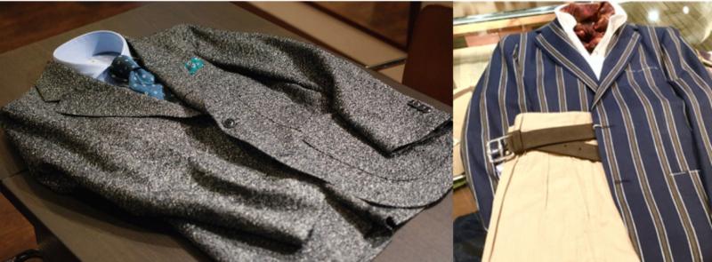 アンジェリコ(angelico)のスーツとジャケット