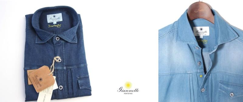 ジャンネット(Giannetto)のシャツ