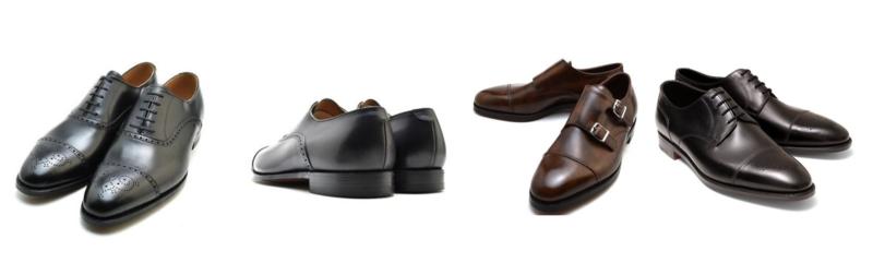 イギリスの靴