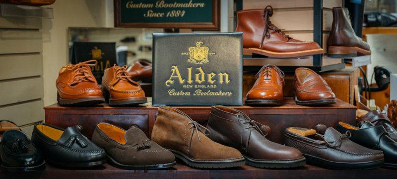アメリカの靴