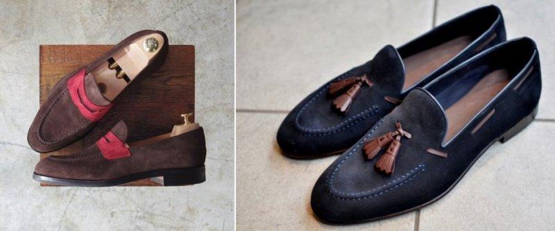 スペインの靴