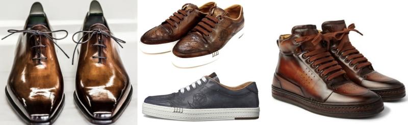 フランスの靴
