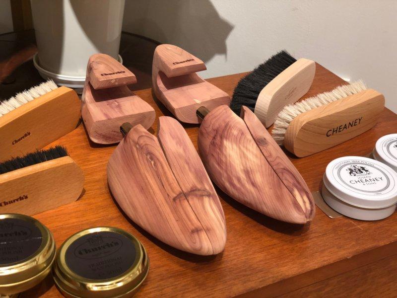 革靴 ひび割れ