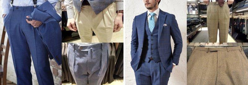 スーツ タック