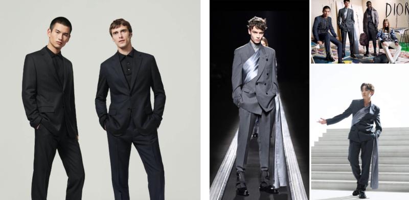 ディオール Dior スーツ