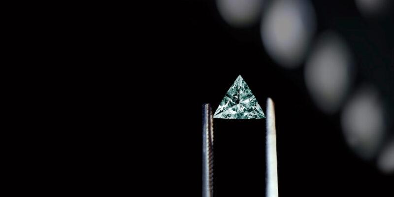 グリーン ダイヤ